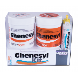 Ghenesyl kit Putty soft + Light body Fast