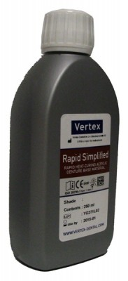 Vertex Rapid Simplified šķidrums 0.250L