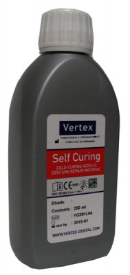 Vertex Self –Curing šķidrums 0.250L