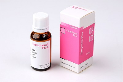 Camphenol Plus solution