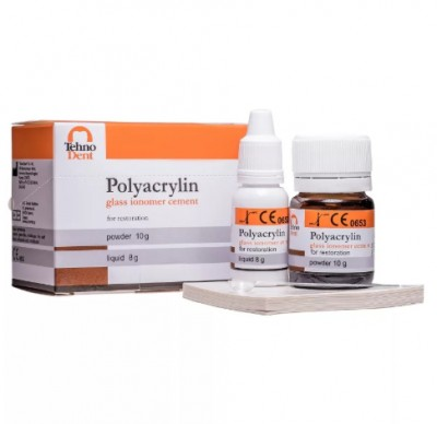 Polyacrylin – Glass-ionomer cement for restoration