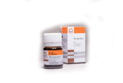 Tempodent – For temporary tooth filling