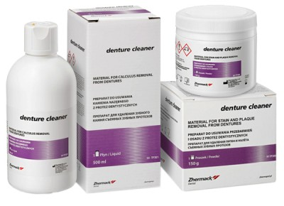Denture Cleaner šķīdrums