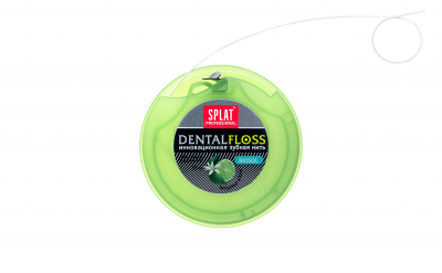 Splat Dental Floss (Bergamot and lime)