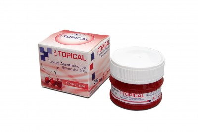 i-TOPICAL anestēzijas gels