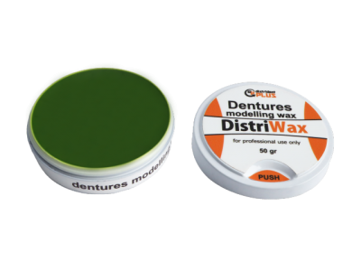 DistriWax Dentures modelling wax