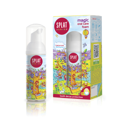 Splat Junior Magic Foam