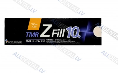 TMR Z Fill 10 Flow